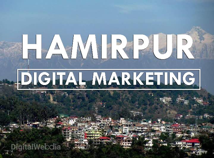 Best Digital Marketing Services in Hamipur (HP)