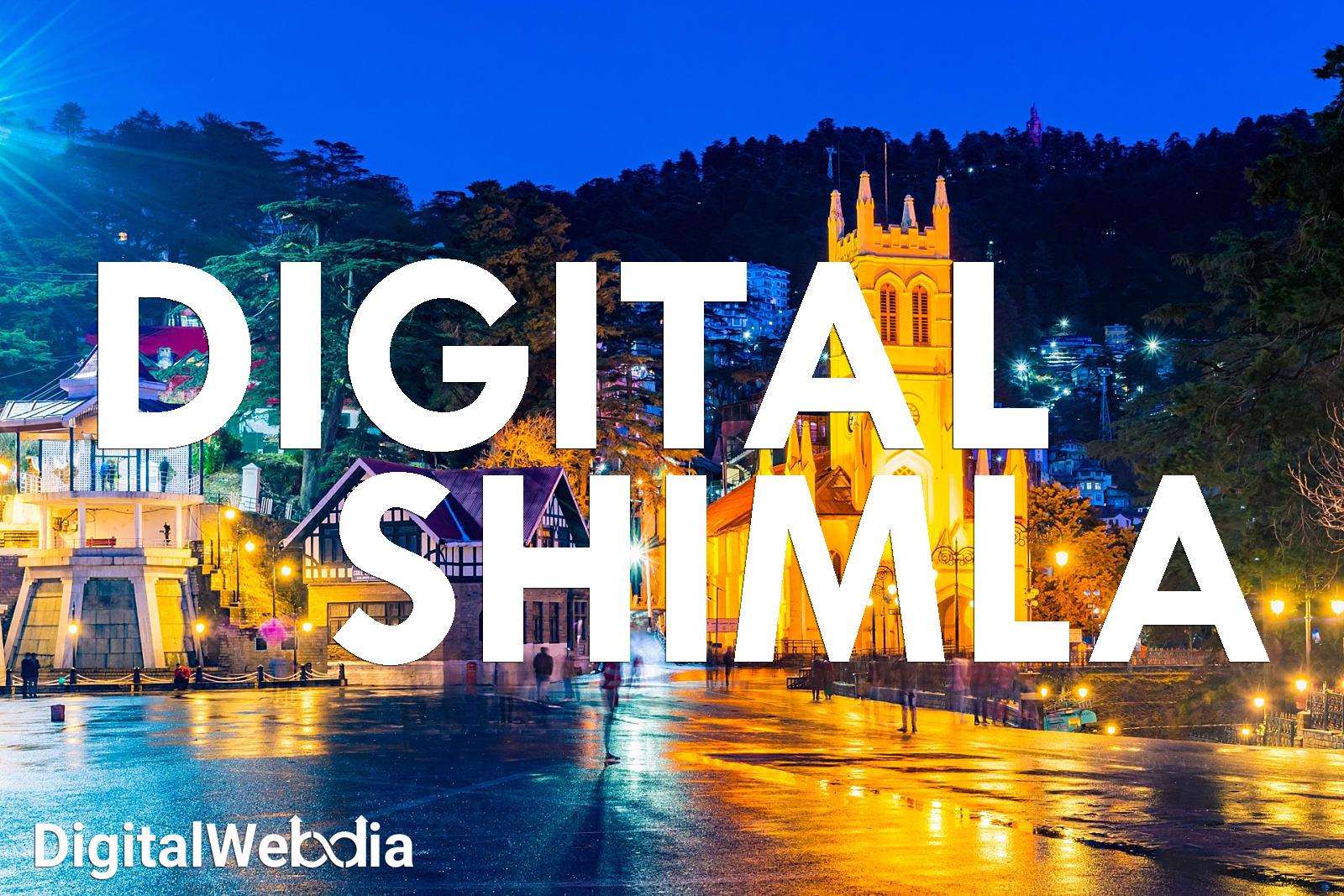 No.1 Digital Marketing Agency in Shimla (Himachal Pradesh)