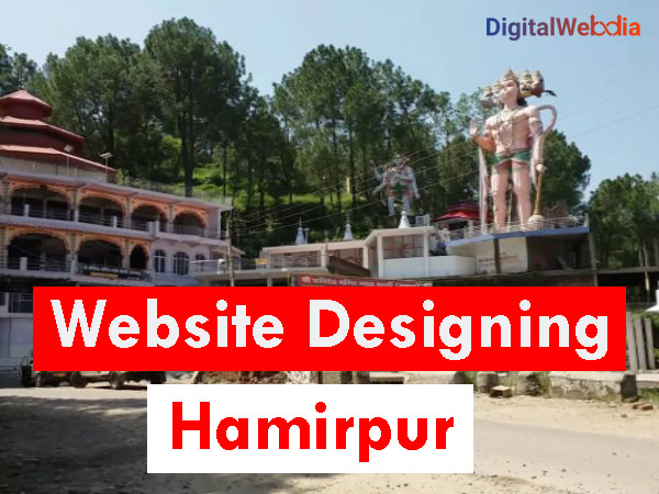 Website Designing Services in Hamirpur