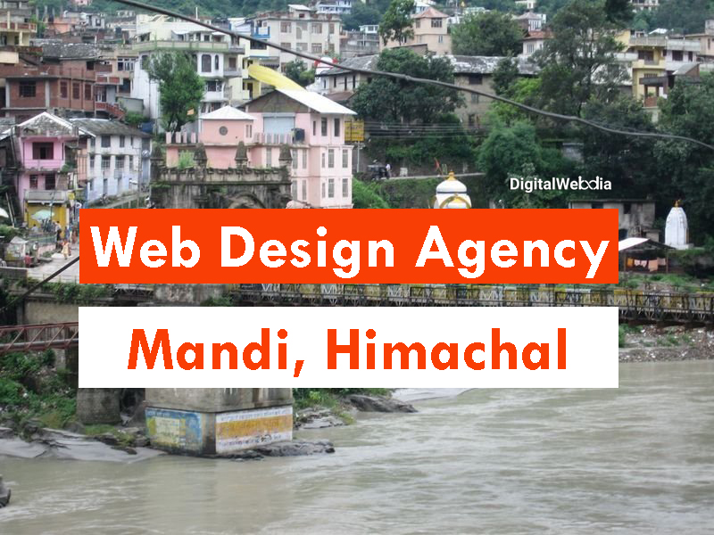 Website Designing Services in Mandi