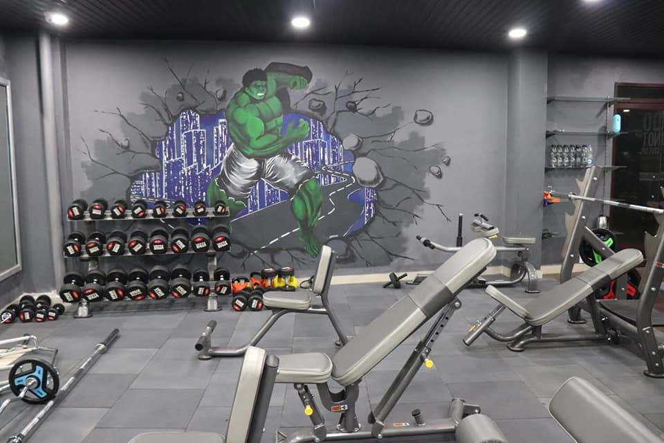 Best Gyms in Hamirpur