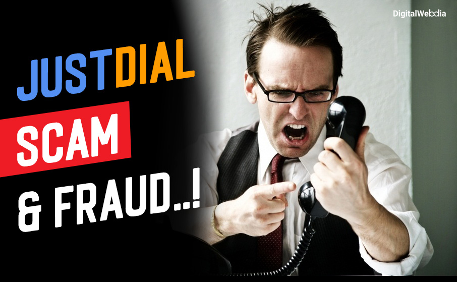JustDial Scams & Looting Himachal's Business Owners